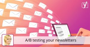 A/B testing your newsletters • Yoast