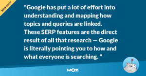 Using the SERP to Build Your Keyword List
