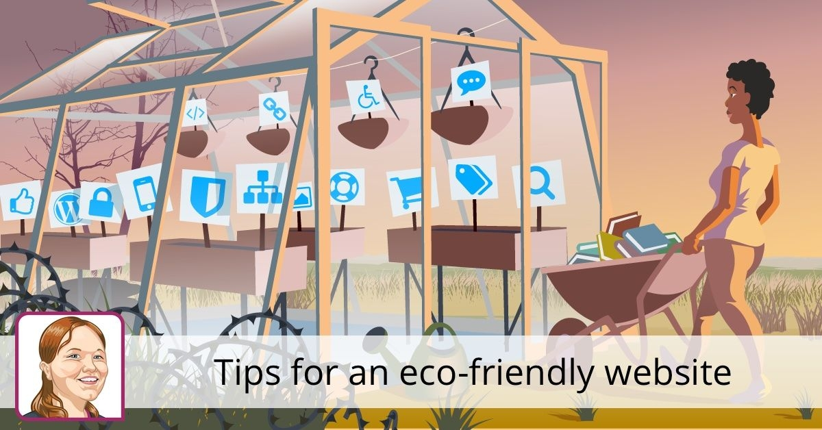 Tips for an eco friendly website • Yoast